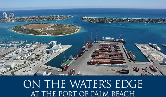 Port of Palm Beach Newsletter