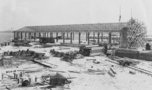 Port Terminal, 1928